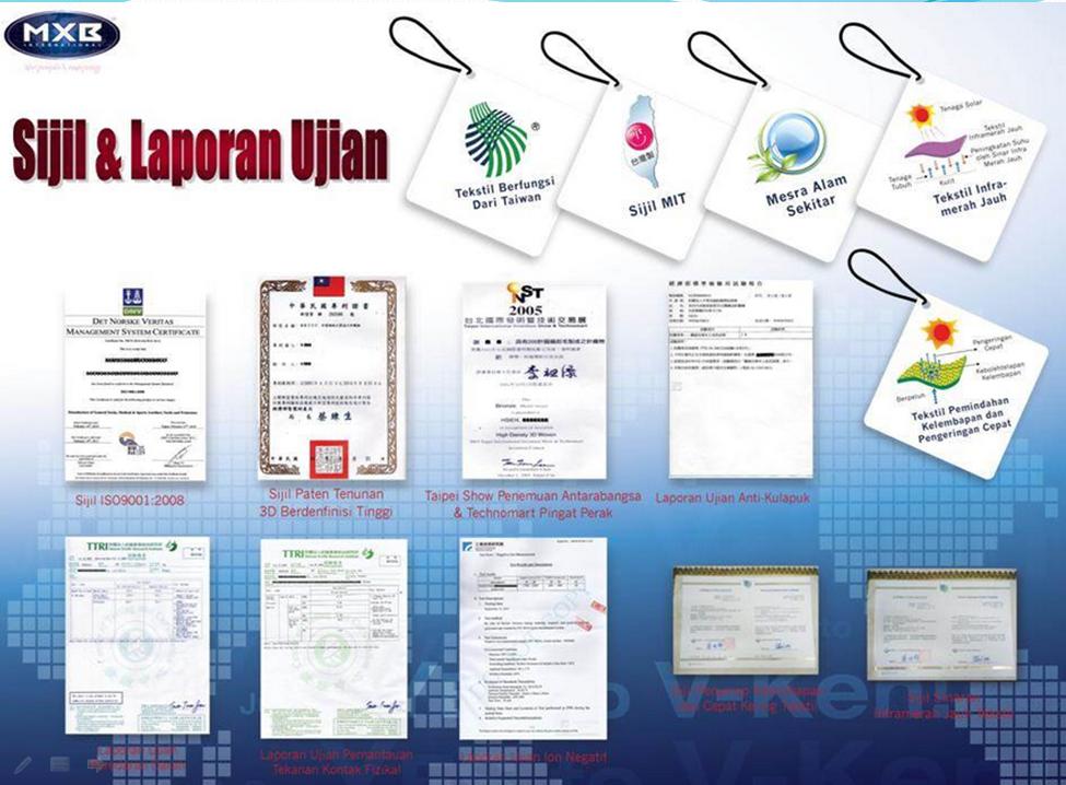 08 vken certificate