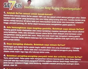 Question 01 se7en