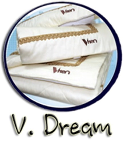 Sarung Bantal VKEN (V-Dream)